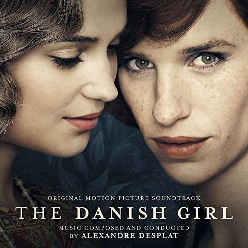 Alexandre Desplat The Danish Girl Soundtrack Import Gbr