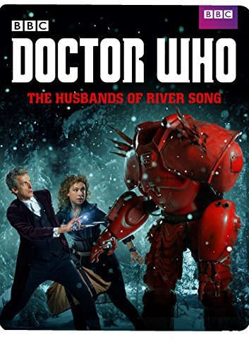 Doctor Who Husbands Of River Song DVD