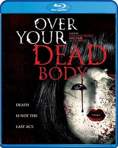 Over Your Dead Body Over Your Dead Body Blu Ray Nr