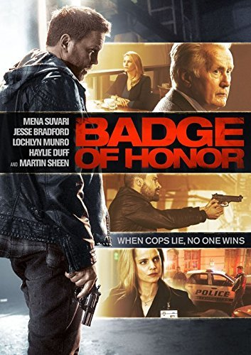 Badge Of Honor Suvari Bradford Duff Sheen DVD Nr