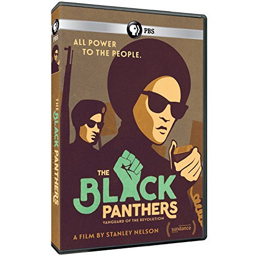 Black Panthers Vanguard Of The Revolution Pbs DVD Nr