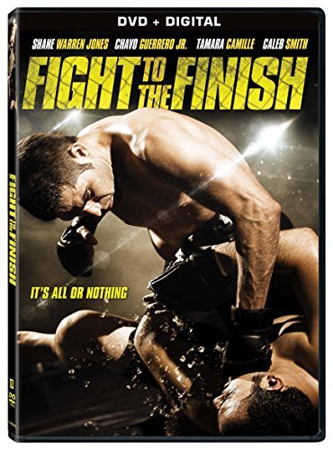 Fight To The Finish Jones Guerrero Camille DVD Dc Pg13