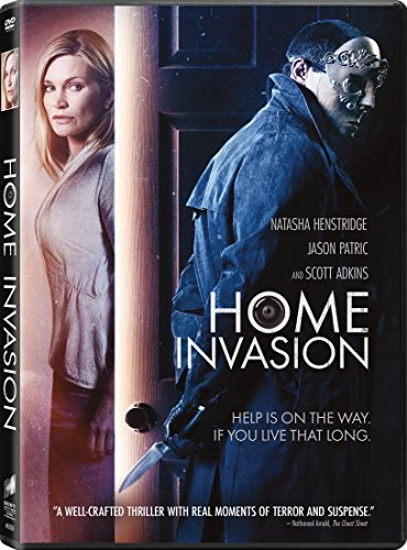 Home Invasion Henstridge Patric Adkins DVD Pg13