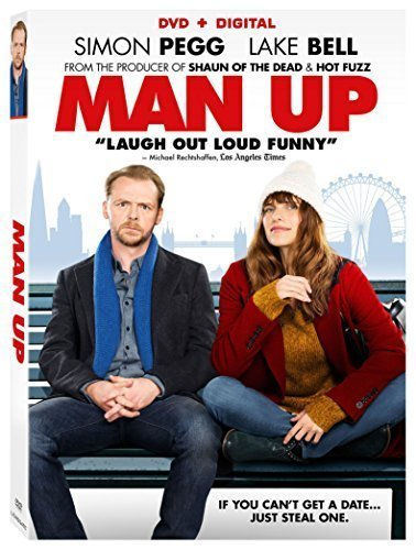Man Up Pegg Bell DVD Dc R