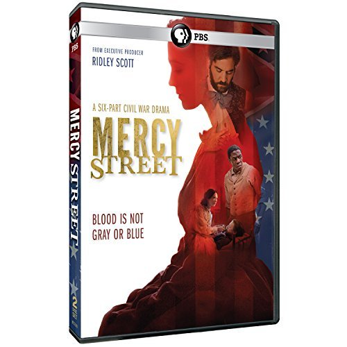 Mercy Street Season 1 DVD Nr