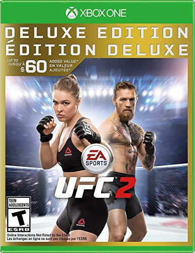 Xbox One Ufc 2 Deluxe Edition