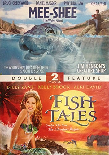 Mee Shee The Water Giant Fish Tales Double Feature