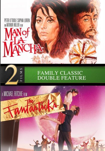 Man Of La Mancha Fantasticks Double Feature DVD Mod This Item Is Made On Demand Could Take 2 3 Weeks For Delivery