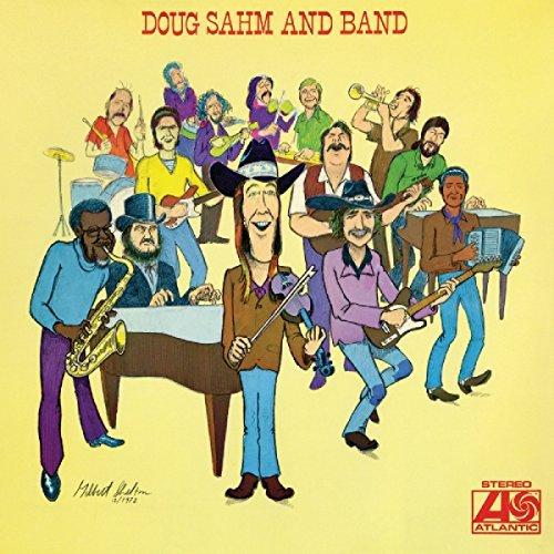 Doug Sahm Doug Sahm & Band