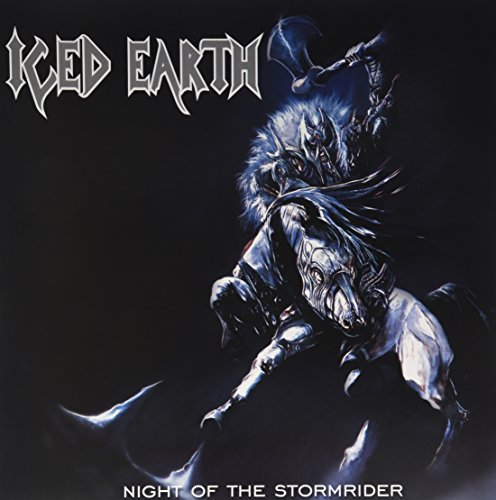 Iced Earth Night Of The Stormrider