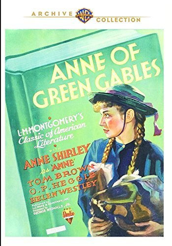 Anne Of Green Gables Anne Of Green Gables Made On Demand