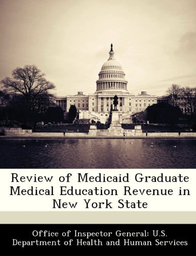 Review Of Medicaid Graduate Medical Education Reve