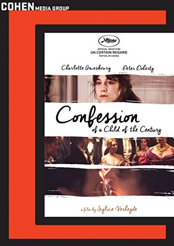 Confession Of A Child Of The Century Confession Of A Child Of The Century DVD Nr