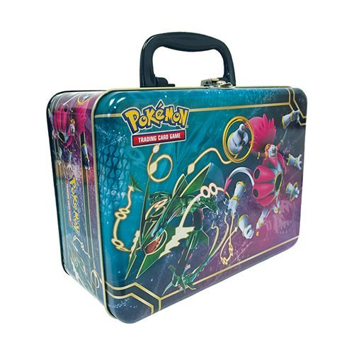 Pokemon Cards 2015 Collector's Chest Tin
