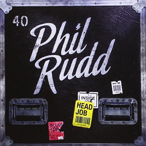 Phil Rudd Head Job Import Aus