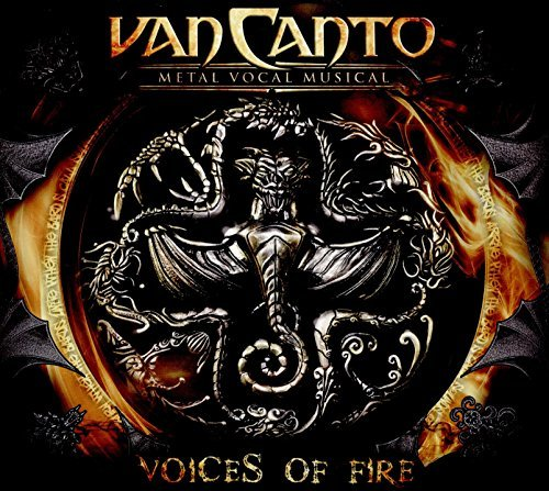 Van Canto Metal Vocal Musical Voices Of Fire