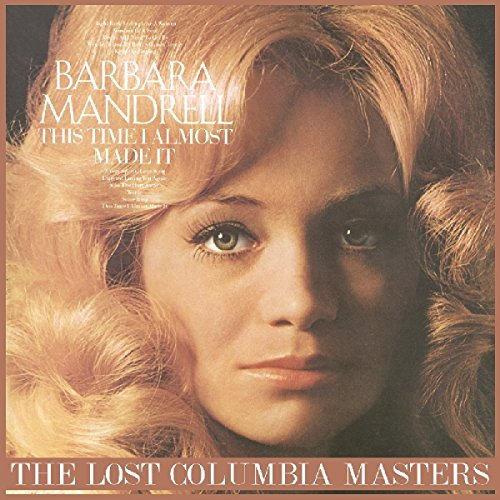 Barbara Mandrell This Time I Almost Made It Lo