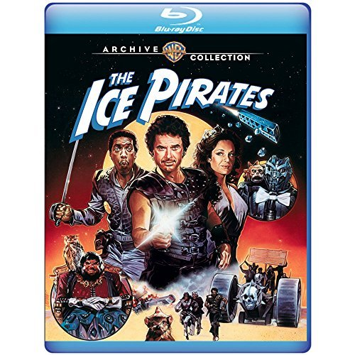 Ice Pirates Urich Crosby Roberts Blu Ray Mod This Item Is Made On Demand Could Take 2 3 Weeks For Delivery