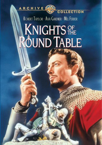 Knights Of The Round Table Taylor Gardner Ferrer DVD Mod This Item Is Made On Demand Could Take 2 3 Weeks For Delivery