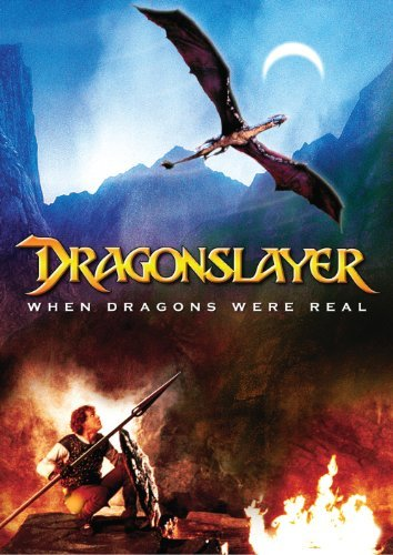 Dragonslayer Macnicol Clarke Richardson DVD Pg