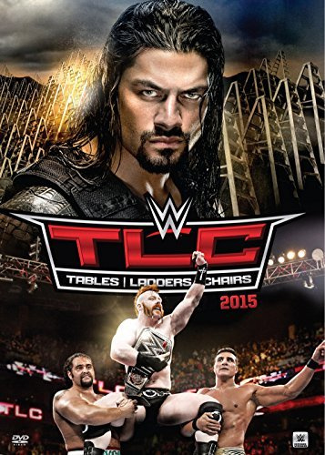 Wwe Tlc Tables Ladder & Chairs 2015 DVD
