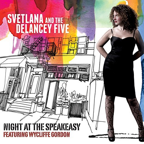 Svetlana & Delancey Five Night At The Speakeasy