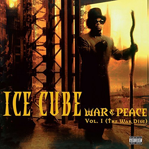 Ice Cube War & Peace 1 (the War Disc) Explicit Version
