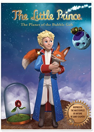 Little Prince Planet Of Bubble Gop DVD Nr