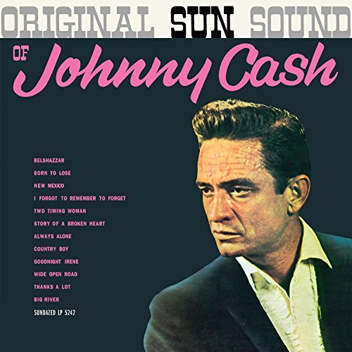 Johnny Cash Original Sun Sound