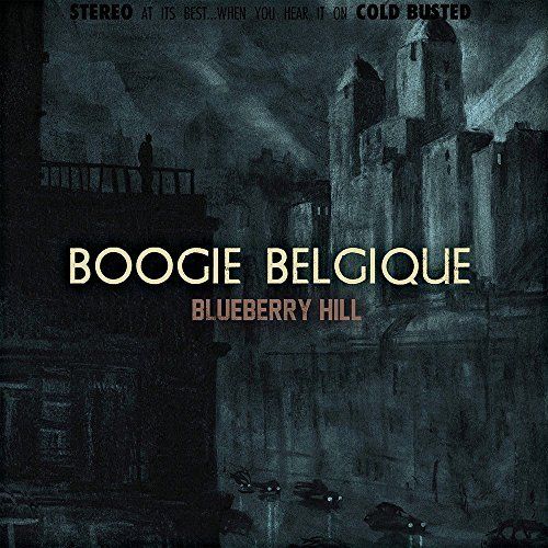 Boogie Belgique Blueberry Hill