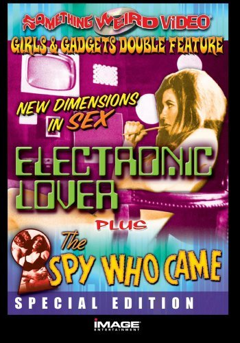 Electronic Love Spy Who Came Electronic Love Spy Who Came DVD R Nr 2 On 1
