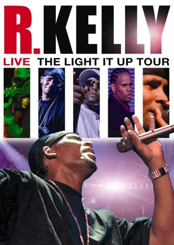 R. Kelly Live! The Light It Up Tour Ws Nr