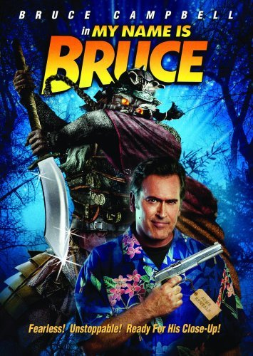 My Name Is Bruce Campbell Raimi Ws R