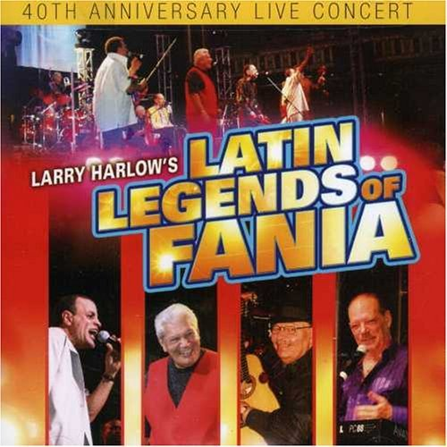 Larry & Latin Legends O Harlow Larry Harlow & Latin Legends O