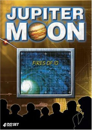 Jupiter Moon Fire Of Io Masterson Durr Simon Nr 4 DVD