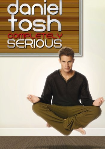 Daniel Tosh Completely Serious Ws Nr