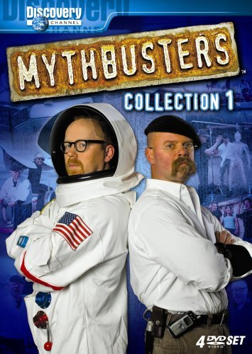 Mythbusters Collection 1 DVD Nr