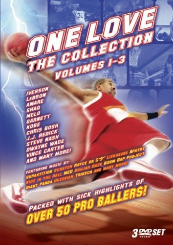 One Love O'neal James Nash Nr 3 DVD