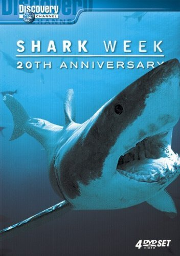 Shark Week 20th Anniversary Shark Week 20th Anniversary Nr 4 DVD