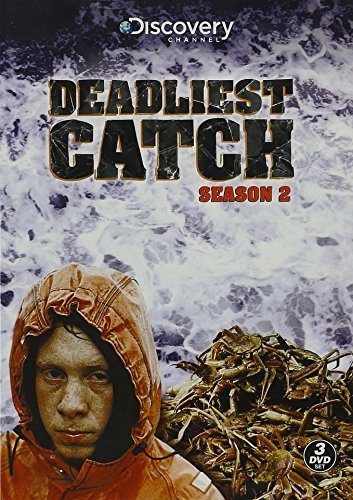 Deadliest Catch Season 2 DVD