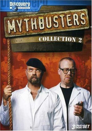 Mythbusters Collection 2 DVD Nr
