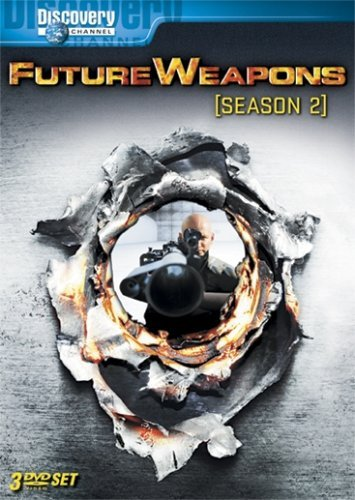 Future Weapons Season 2 Future Weapons Nr 3 DVD