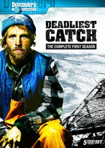 Deadliest Catch Season 1 DVD