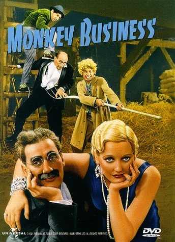 Monkey Business Marx Brothers Todd