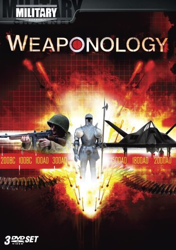 Weaponology Weaponology Nr 3 DVD