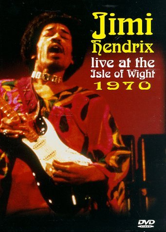 Jimi Hendrix Live At The Isle Of Wight 1970 Clr Snap Nr