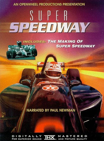 Super Speedway Making Of Newman Paul Clr 5.1 Snap Nr