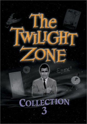 Twilight Zone Collection 3 1960 1964 Bw Nr 9 DVD