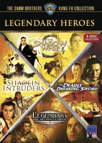 Legendary Heroes Legendary Heroes Ws Chi Lng Eng Sub Nr 4 DVD