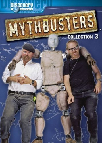 Mythbusters Collection 3 DVD Nr